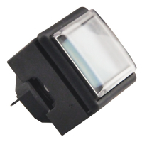 518-010-00-ASIS - IGT Dynamic Button with Black Bezel