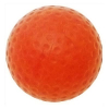"3"" Plastic Ball - Orange, Dimple - 51-0311-00"