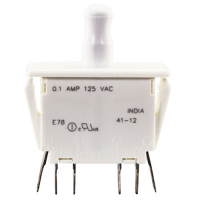 53-7036-00 - Cherry Switch 0.1 Amp .187 Terminals, E78-30A