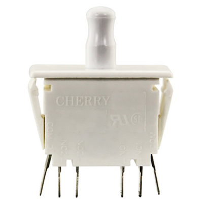 Cherry Switch 0.1 Amp .187 Terminals, E78-30A - 53-7036-00 - Item Photo