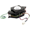 "3"" White High Lip Trackball assembly  - 56-0100-11HL"