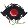 "2-1/4"" Trackball with Harness, Red Solid - 56-5500-10"