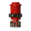 Red Pushbutton w/ .187 Horizontal Microswitch - 58-9100-L