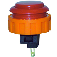 60-1200-10 - Red Momentary Contact Pushbutton