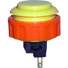 Momentary Contact Pushbutton, Yellow - 60-1200-15
