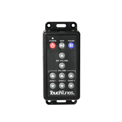TOUCHTUNES UPK,KIT,WIRED REMOTE, SLIM - 600244-001 - Item Photo