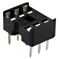 40-Pin Intergrated Circuit Socket - 43-0927-00 - Item Photo
