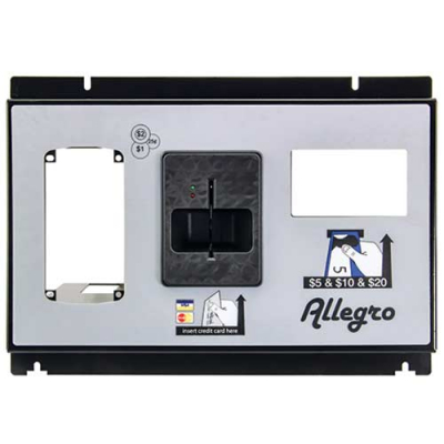 TouchTunes Credit Card Upgrade Kit for Allegro, Canadian - 600056-011 - Item Photo