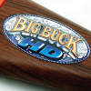 Oval Gun Decal for Big Buck HD - 606-00696-01
