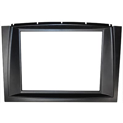 "IGT Monitor Mask, Black, 19"" LCD U/R GK+(IGT)for 25 pin LCD - 65236409 - Item Photo"