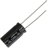 Radial Capacitor, 105 Degree, 10V, 2200MF - 62-0027-105