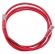 Cat6 CROSSOVER PATCH CABLE 5FT RED	 - 65-0065-05