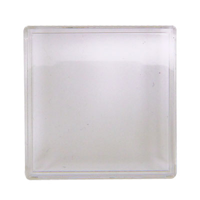 Lens for IGT Small Square Pushbutton for S Plus Machine - 70-0833-00 - Item Photo