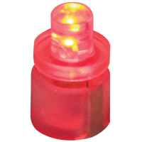 70-1445-10 - 28V Red LED lamp Tivoli base