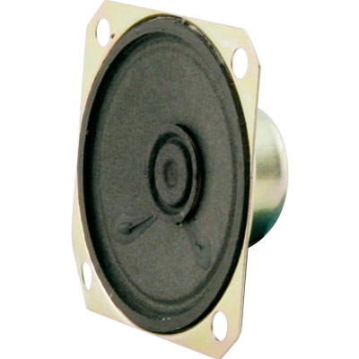 "2"" Shielded Speaker, 8 Ohm, .4W - 70-0014-00 - Item Photo"