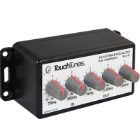 700209-001 - TouchTunes Max EQ five-band external equalizer