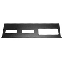 "Matching Black Faceplate for 17"" Monitors - 70-1320-00 - Item Photo"