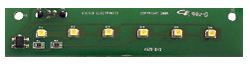 IGT Bar Top Bill Validator LED Display Panel - 70-1863-00 - Item Photo