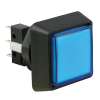 Blue Small Square Combo IPB w/ .110 microswitch #73 - 75V-0004-42