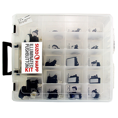 Complete Pushbutton Kit - 77-KIT-500 - Item Photo