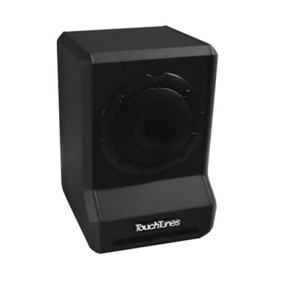 TouchTunes Speaker, Satellite, Single, MX-1 - 700185-001 - Item Photo