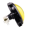 Yellow Jumbo Cap IPB w/ .250 MS & Locking Holder #161 - 75-4002-15ZL