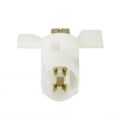 LAMPHOLDER IPB - STANDARD SIZE TERMINALS   DC TYPE - 75-4110-00 - Item Photo