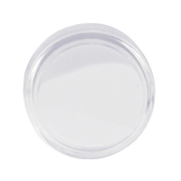 77-3310-08 - Clear small round Lens Cap