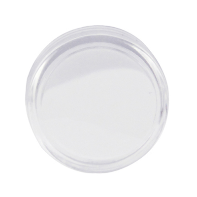 Clear small round Lens Cap - 77-3310-08 - Item Photo