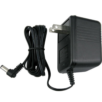 Power Supply Plug-In Adapter - 80-0001-00 - Item Photo