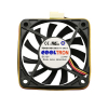 "Cooling Fan, 2.36"" x 2.36"" x .39"", 12V, 3 Wires, Ball Bearing, W/ Connector - 80-0006-41"
