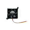 12V 3-wire Cooling Fan w/ connector - 80-0006-62