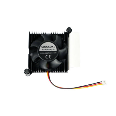 12V 3-wire Cooling Fan w/ connector - 80-0006-62 - Item Photo