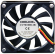 "2.75""  CPU Cooling Fan for New WMS Games - 80-0006-73"