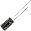 Radial Capacitor, 105 Degree, 50V, 47MF - 80-0123-105