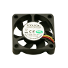 "Cooling Fan, 1.57""x 1.57""x 0.39"", 12V, 3 Wire, W/ Connector - 80-0509-00"