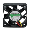 12V 3-wire Cooling Fan w/o connector - 80-0006-16
