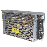 80-0216-00 - POWER SUPPLY +24VDC 6.5 AMP TERM STRIP TYPE  UL,CUL,CE