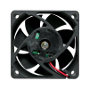 "Cooling Fan, 2.36"" x 2.36""x 0.79"", 12V, 2 Wire, Sleeve Bearing, W/o Connector - 80-0332-00"