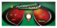 825100295R - Control Panel Overlay Decal for use with Power Putt Golf (37