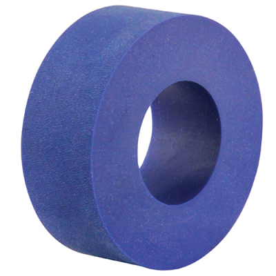 "RUBBER RING BLUE 2"" OD x 1"" ID x 3/4"" - 85PLA010 - Item Photo"