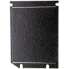 Validator Black Blanking Plate for Over/Under Upstacker Validator Door - 891-0100-4016