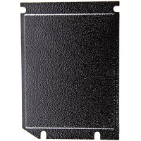 891-0100-4016 - Validator Black Blanking Plate for Over/Under Upstacker Validator Door