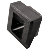 Reject Bezel, Black Nylon for Wells gardner / Coin Controls - 891-1311-16