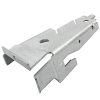 Coin Inlet Cover Side For Older Type Wells-Gardner/Coin Controls Over/Under Door For Bill Validators - 892-1002-021