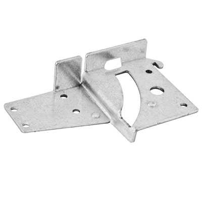 Microswitch Bracket For Older Type Wells-Gardner/Coin Controls Over/Under Door For Bill Validators - 891-1107-00 - Item Photo