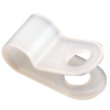 "1/4"" Cable Clamp, 100 per Bag - 90-0007-00"