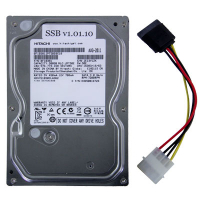 900080265 - Hard Drive for Loaded Silver Strike Bowling Original