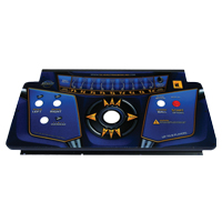 Control Panel for Silver Strike Bowling - 900265100 - Item Photo