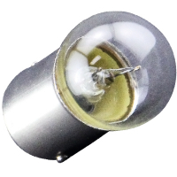 91-0089-00 - 13V Deluxe Mini-Lamp, S.C. Bayonet Base G6 #89